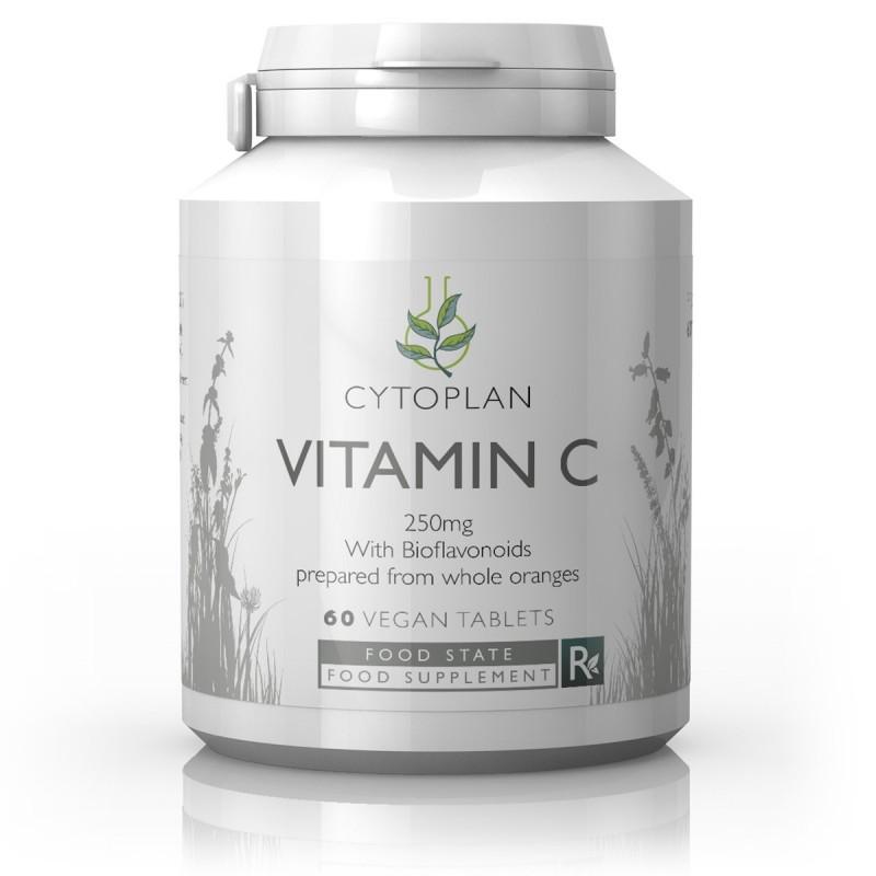 Vitamine C + bioflavonoides