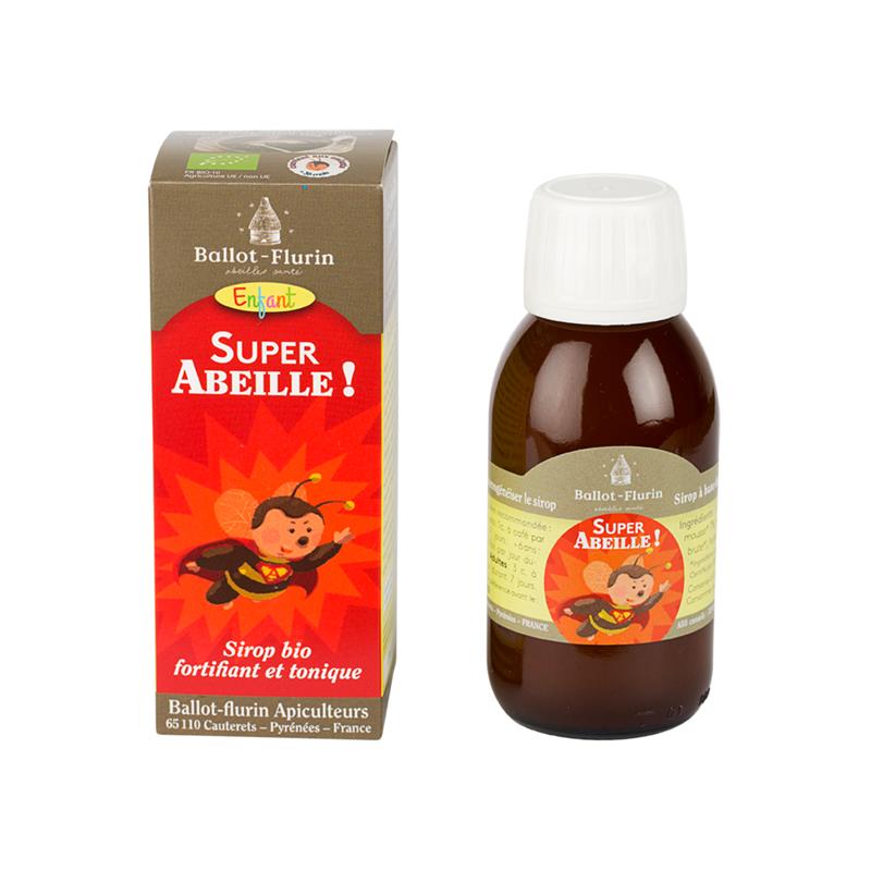 Super abeille [ sirop enfant ]