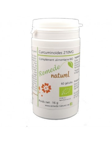 Curcuminoïdes 210 MG