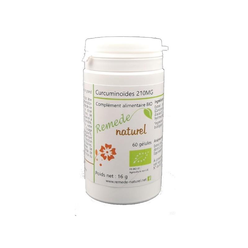 Curcumin 99TM - 99,7% Pure - Pot de 112 Gélules.