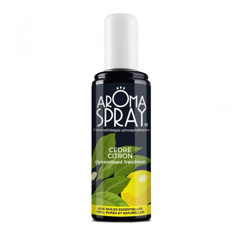 Aromaspray cèdre - citron