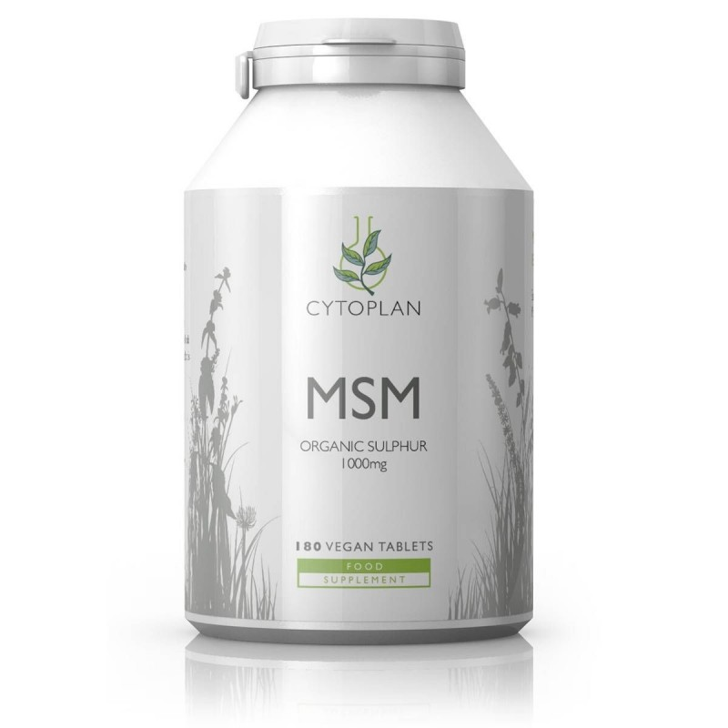 MSM - soufre organique