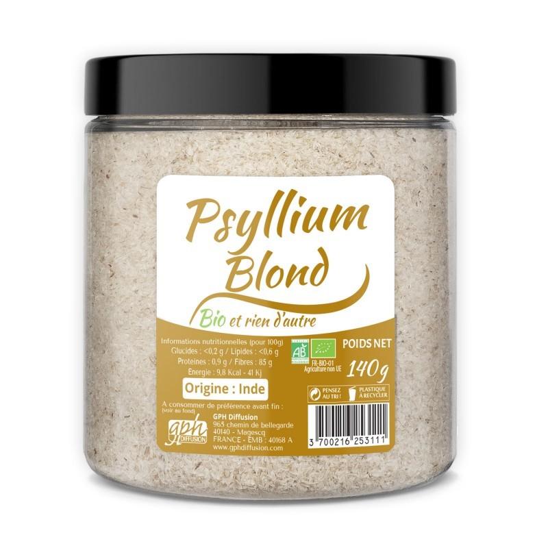 Psyllium blond bio 140 g