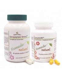Wild Yam - 400 mg. (Dioscorea villosa). Pot of 90 Capsules