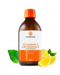 Vitamin C liposomal liquid