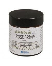 Rose moisturising skin cream