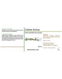 Crème Arnica