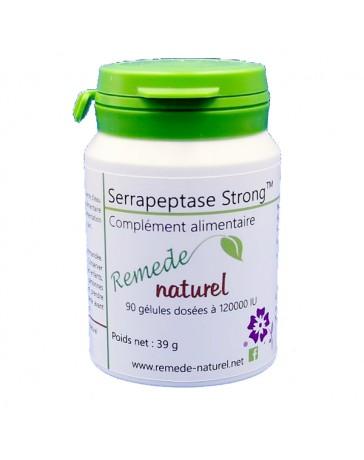 Serrapeptase strong 120000 IU