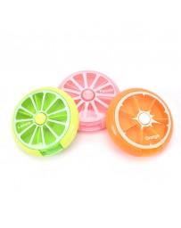 Citrus Pillendose