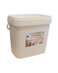 DIATOMACEOUS EARTH NATURAL WORMER