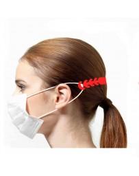 Retaining hook for masks