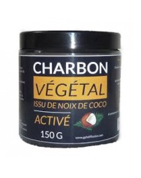 Powdered vegetable charcoal