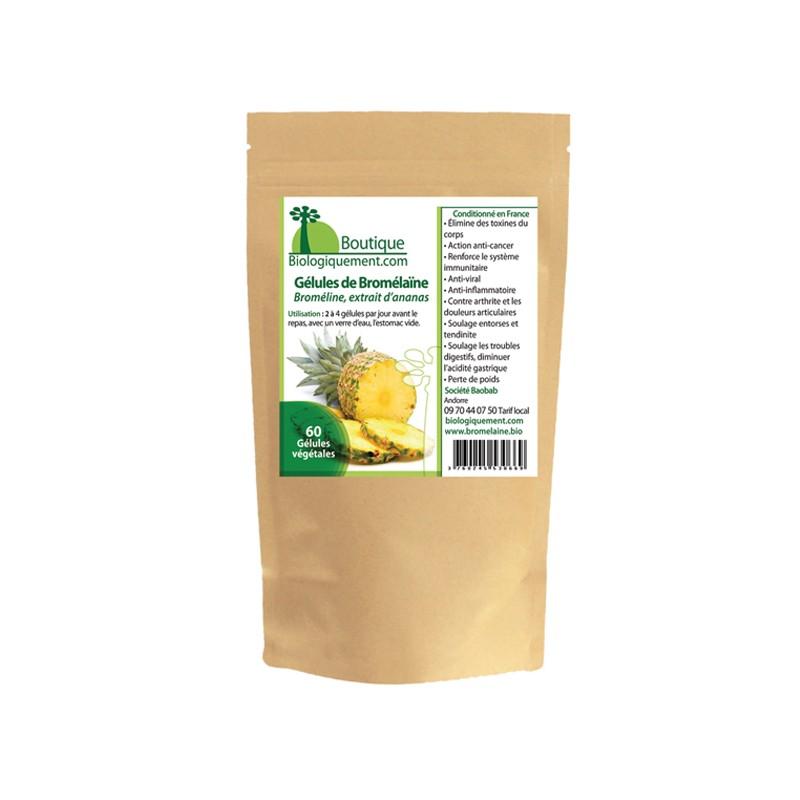 Bromelain - pineapple extract