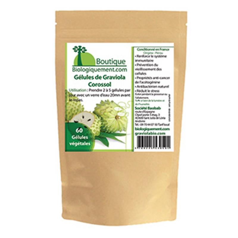 Graviola Corossol - feuilles