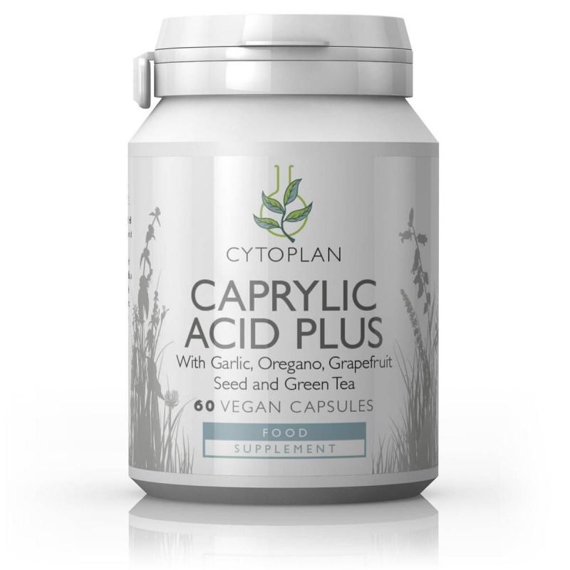 Acide caprylique plus
