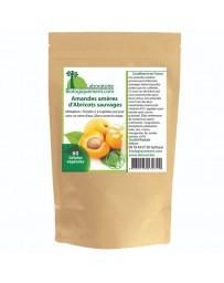 Amandes amères de noyaux d'abricots en gélule