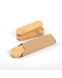 Bamboo reusable cotton swab
