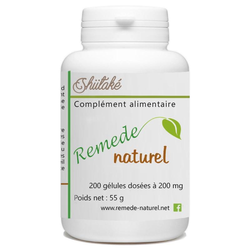 Shiitake [food supplement]