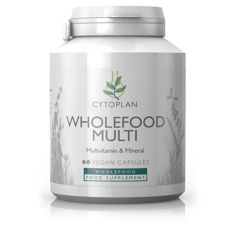 Wholefood Multi [Multi Vitamine und Mineralstoffe]