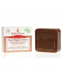 Organic intimate hygiene soap