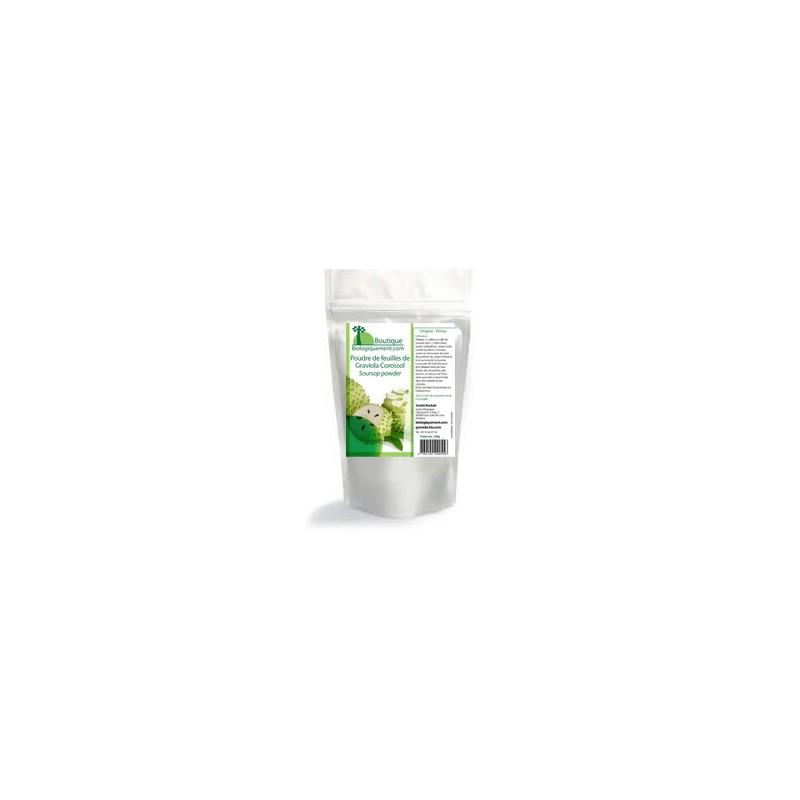 Graviola Corossol - leaf powder