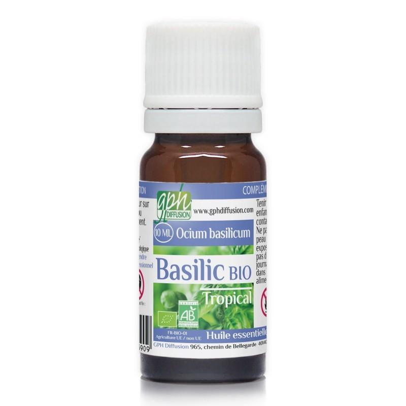 Basilic tropical [huile essentielle]