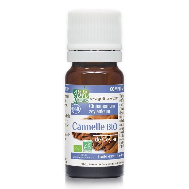 Cannelle de Ceylan [huile essentielle]