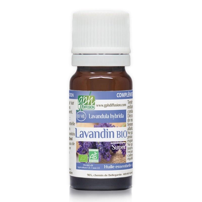 lavandin [huile essentielle]