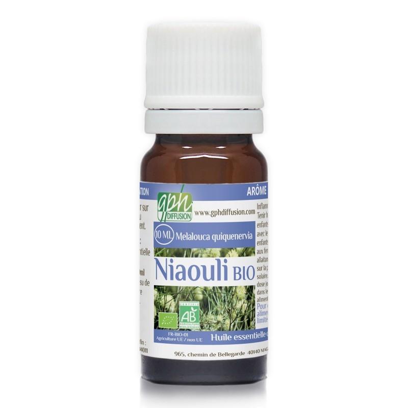 Niaouli [huile essentielle]