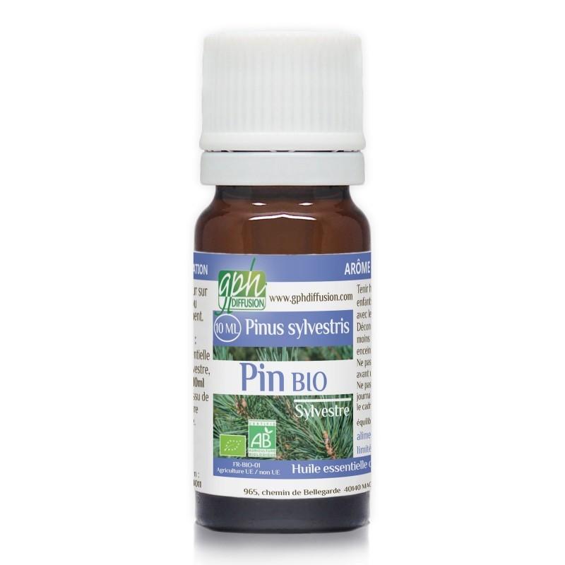 Pin sylvestre [huile essentielle]