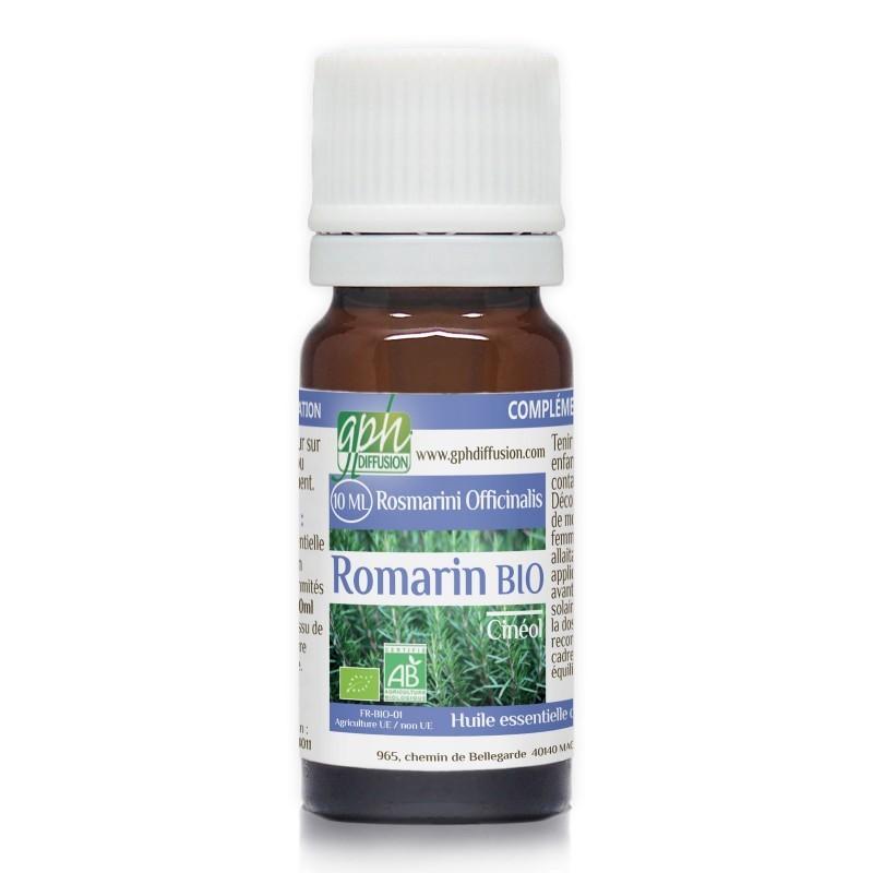 Huile Essentielle de Romarin - 10 ml