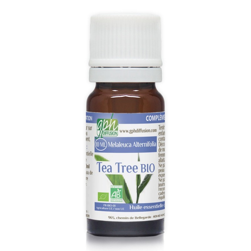 Tea Tree [huile essentielle]