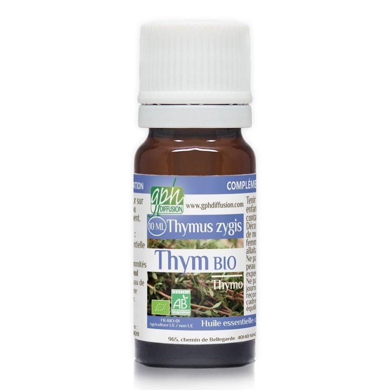 Thyme Essential Oil - 10 ml