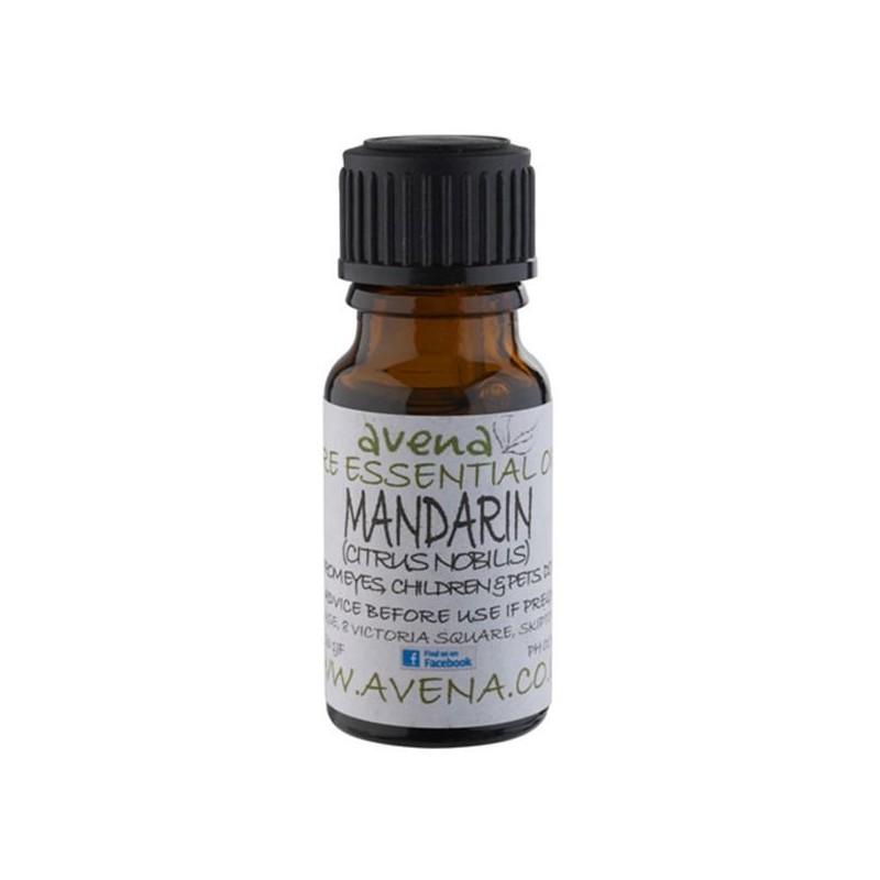 Mandarine [huile essentielle]